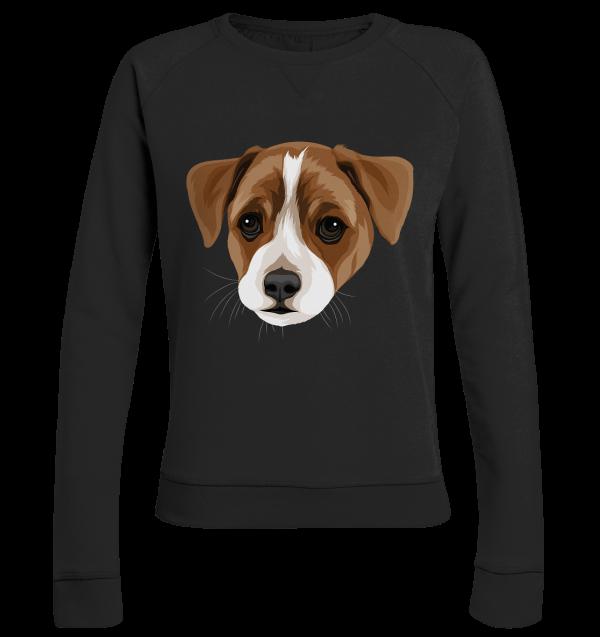 Frauen Organic Sweatshirt