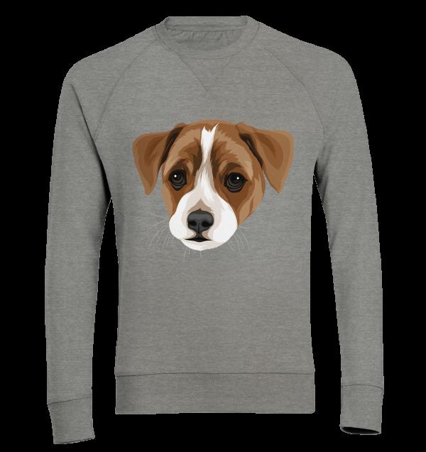 Herren Organic Sweatshirt