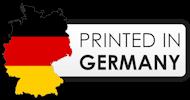 Bedruckt in Deutschland