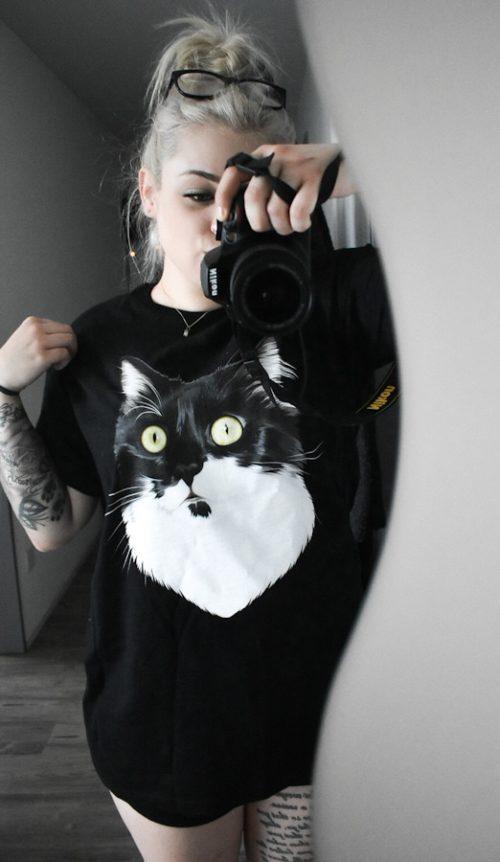 T-Shirt mit Jacky