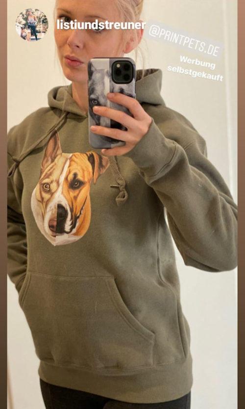 Hunde Pullover