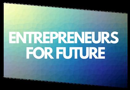 Print Pets unterstützt die Initiative #EntrepreneursForFuture