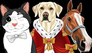 Haustier personalisiert