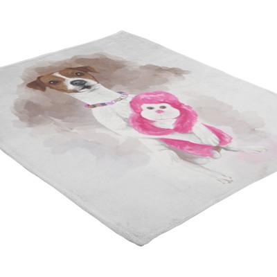 Watercolor Decke